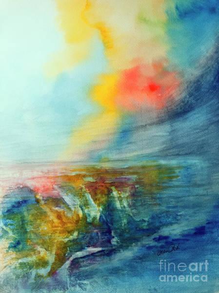 Painting - Wind Swept by Allison Ashton