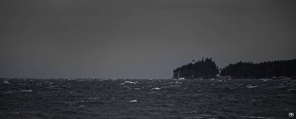 Photograph - Wind Upon Owls Head by John Meader
