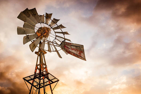 Photograph - Wind Vane by SR Green