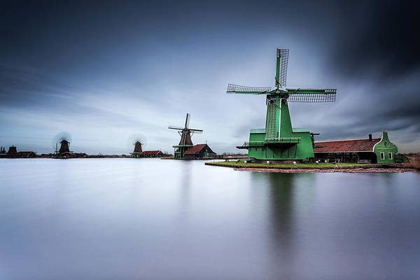 Holland Wall Art - Photograph - Wind Whisper by Jorge Maia