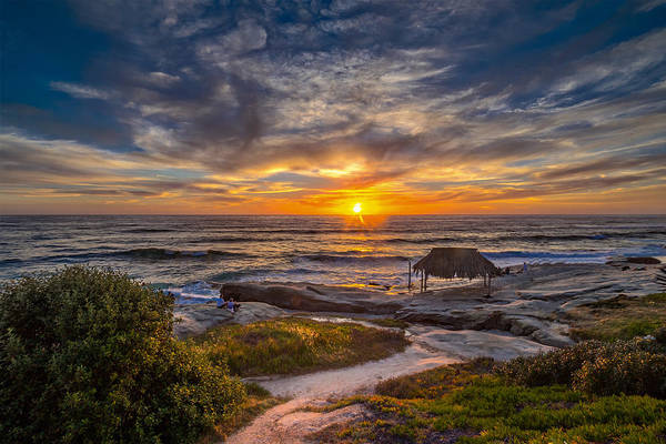 Photograph - Windansea by Peter Tellone