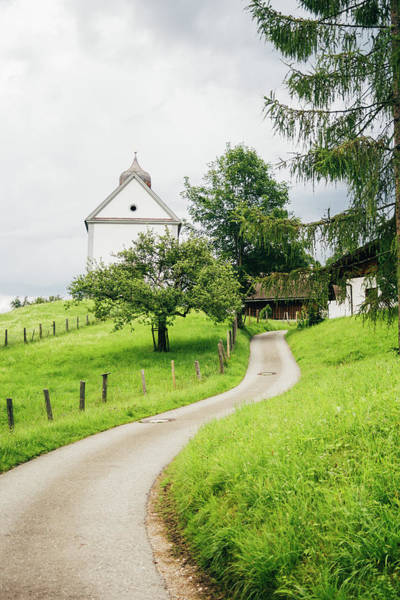 Wall Art - Photograph - Winding Road To German Town by Pati Photography
