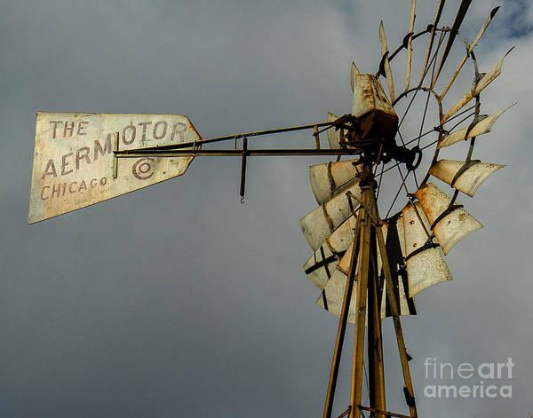 Windmill 1 Art Print