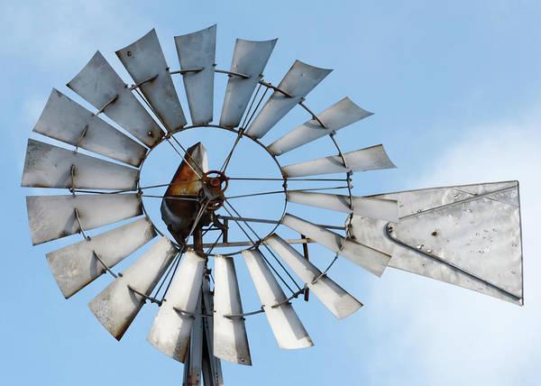 Wall Art - Photograph - Windmill Blades by Todd Klassy