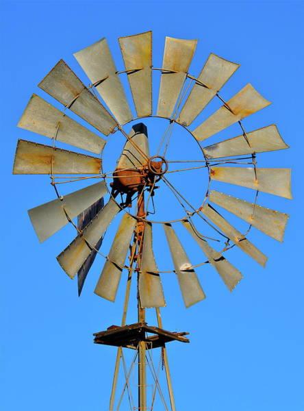 Photograph - Windmill by Bridgette Gomes