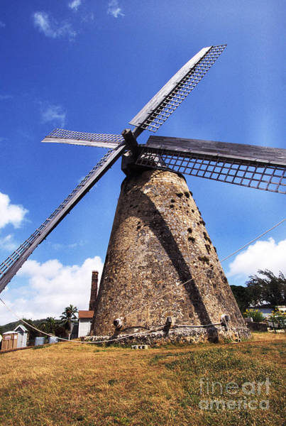 Photograph - Windmill Cherry Tree Hill by Thomas R Fletcher