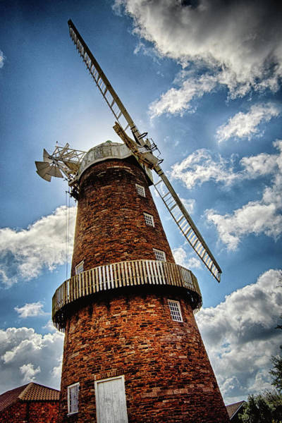 Photograph - Windmill  by Cliff Norton