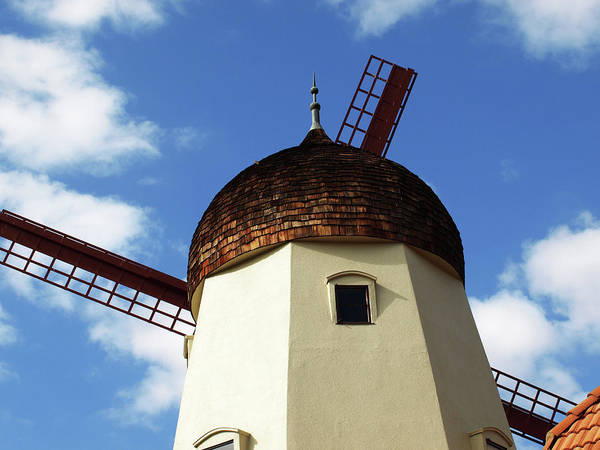 Photograph - Windmill by Mary Capriole