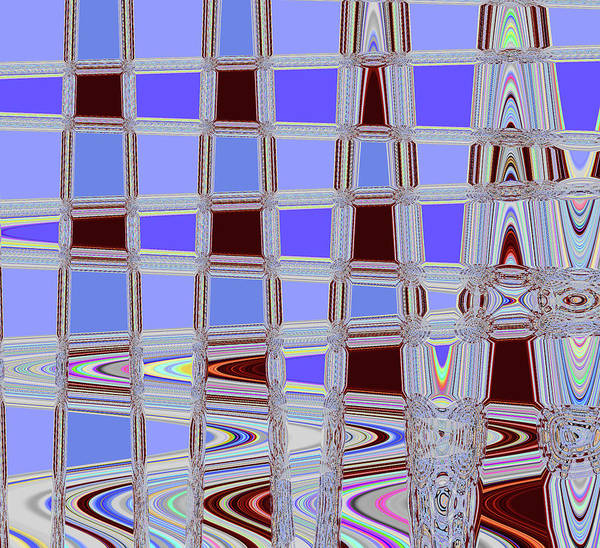 Wall Art - Photograph - Window Abstract by Tom Janca