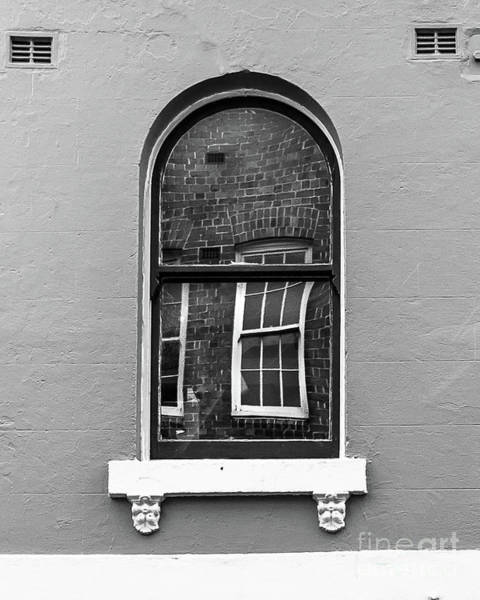 Wall Art - Photograph - Window And Window by Perry Webster