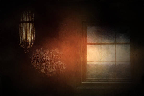 Digital Art - Window Art by Richard Ricci