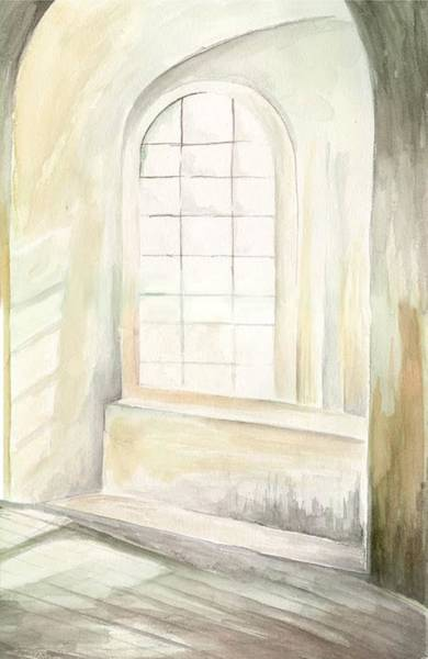 Painting - Window by Darren Cannell