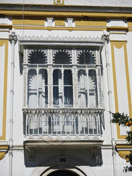Photograph - Window In Estremoz by Chani Demuijlder