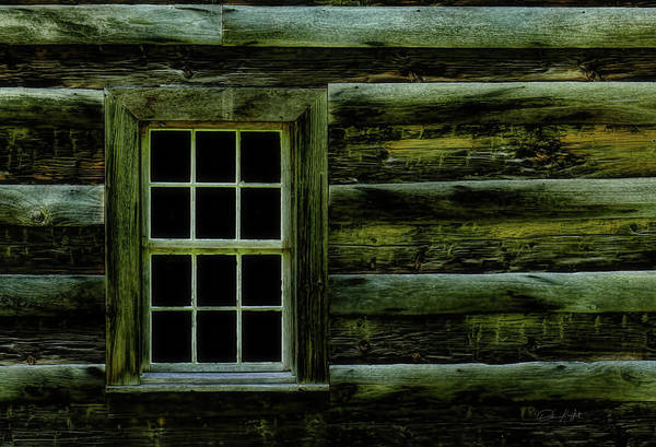 Hillside Wall Art - Photograph - Window In Time by Elijah Knight