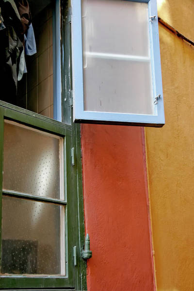 Photograph - Window Into Someone's Life by KG Thienemann