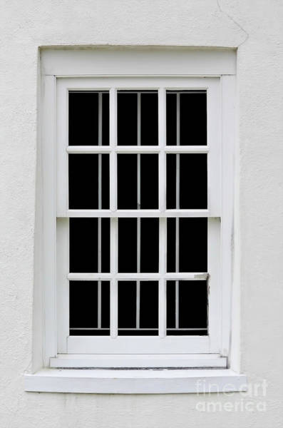 Photograph - Window Of The Lighthouse by D Hackett