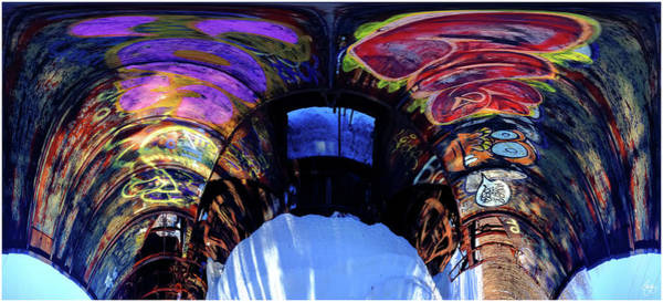 Photograph - Window On A Colorful World by Wayne King