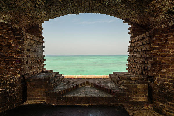 Wall Art - Photograph - Window On The Gulf by Kristopher Schoenleber
