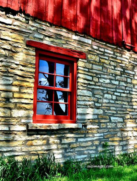 Photograph - Window Shade by Susie Loechler