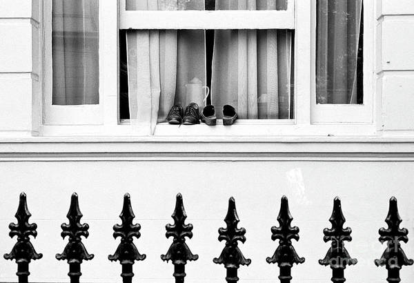 Photograph - Window Shoes by Craig J Satterlee