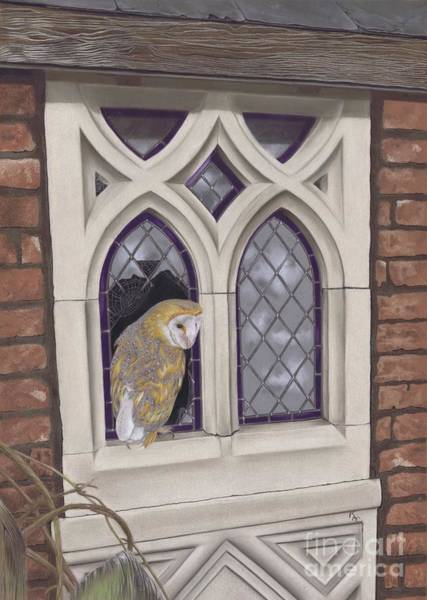 Painting - Window Shopping by Karie-ann Cooper