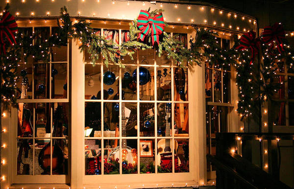 Window Shopping Photograph - Window Shopping by Kristin Elmquist