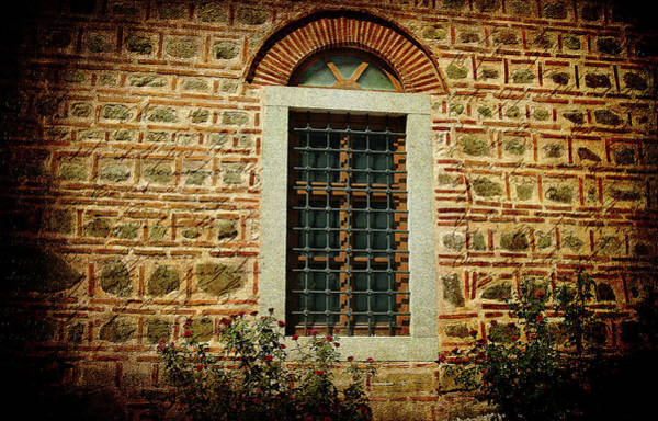 Photograph - Window To The Past by Milena Ilieva