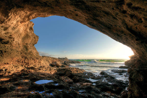 Photograph - Window To The Sea by Cliff Wassmann