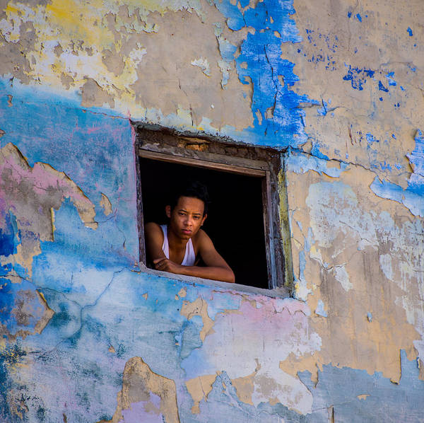 Photograph - Window To The World by Rand
