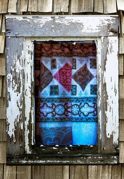 Window Toward The Sea Art Print