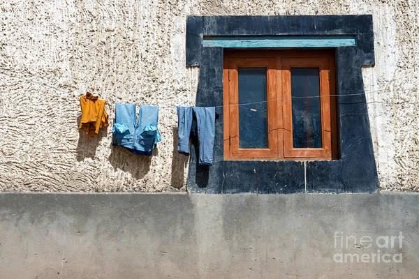 Photograph - Window by Yew Kwang