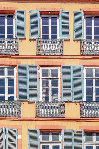 Wall Art - Photograph - Windows Are The Eyes Of A Building by W Chris Fooshee