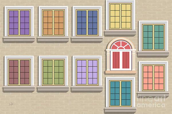 Wall Art - Digital Art - Windows 11 by Peter Awax