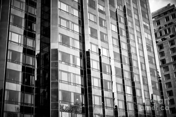 Photograph - Windows Along Central Park West by John Rizzuto