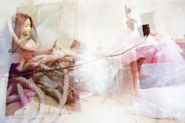 Fairy Pools Digital Art - Windows And Nails by Barbara Agreste
