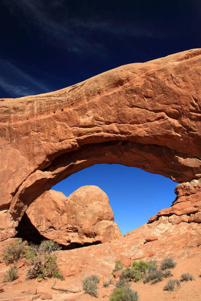 Photograph - Windows In Arches National Park by Pierre Leclerc Photography