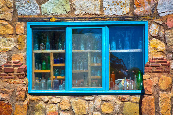 Photograph - Windows Of New Mexico I by David Patterson