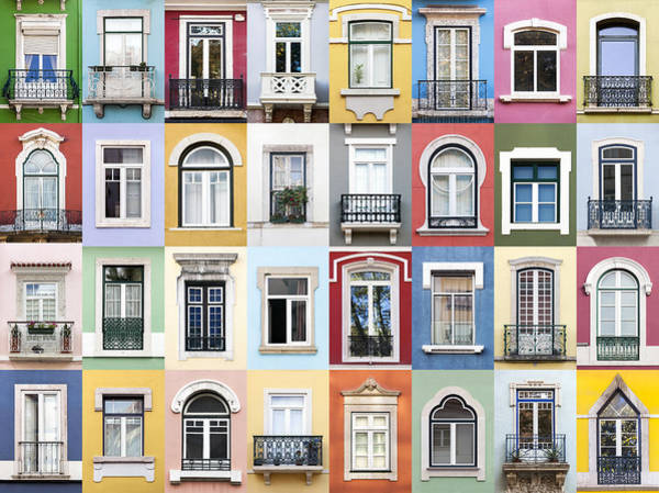 Wall Art - Photograph - Windows Of The World - Lisbon by Andre Goncalves