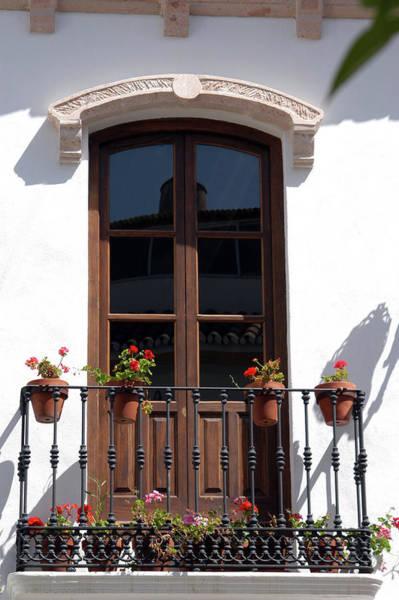 Wall Art - Photograph - Windows Of The World - Marbella by Alynne Landers