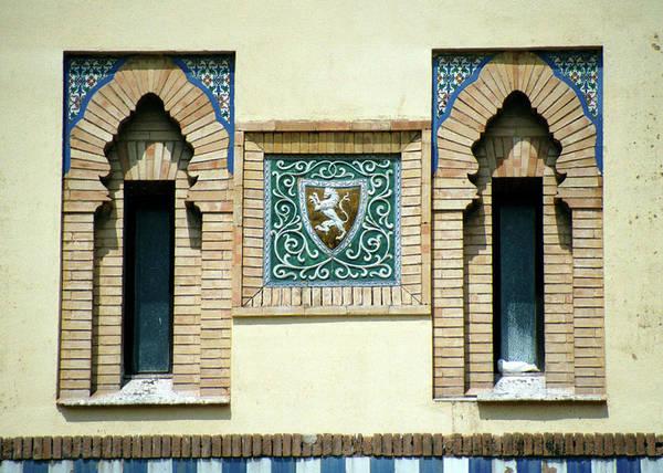 Wall Art - Photograph - Windows Of The World-seville by Alynne Landers