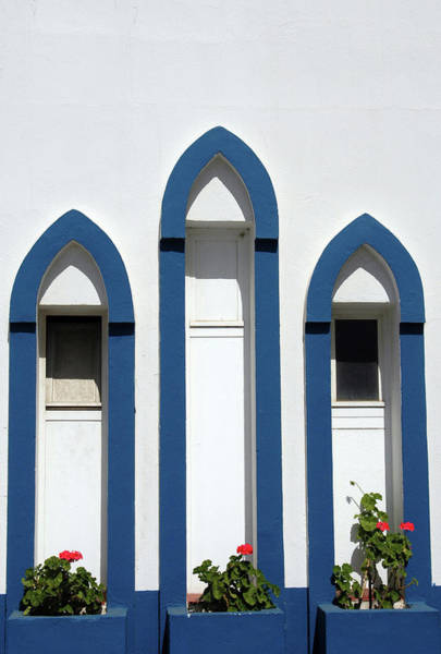 Wall Art - Photograph - Windows Of The World - Spain 2 by Alynne Landers
