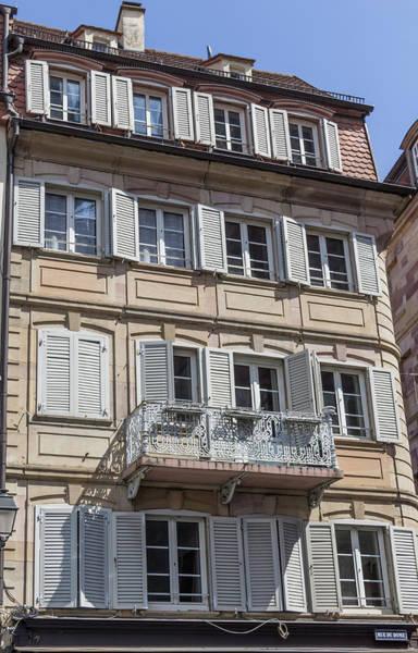 Wall Art - Photograph - Windows On Rue De Dome by Teresa Mucha