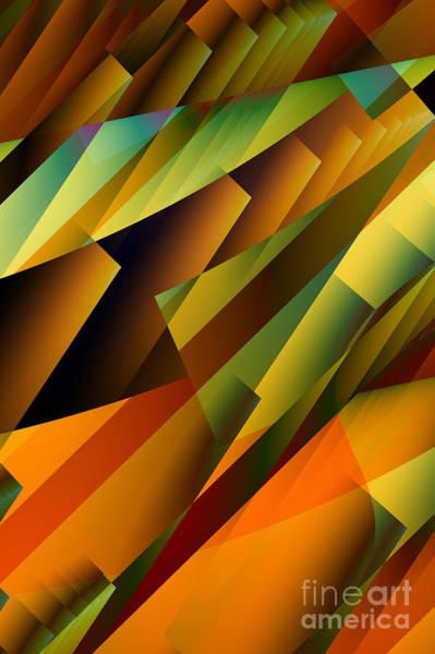 Broken Digital Art - Windows On The Soul by John Edwards