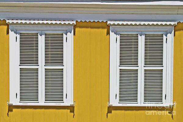 Photograph - Windows On Valparaiso  by Rick Locke