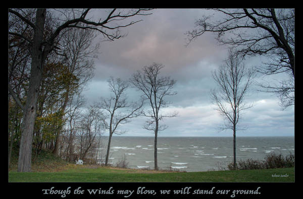 Photograph - Winds May Blow by Rebecca Samler