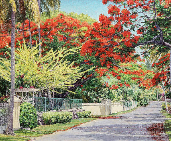 Painting - Windsor Avenue by Eddie Minnis