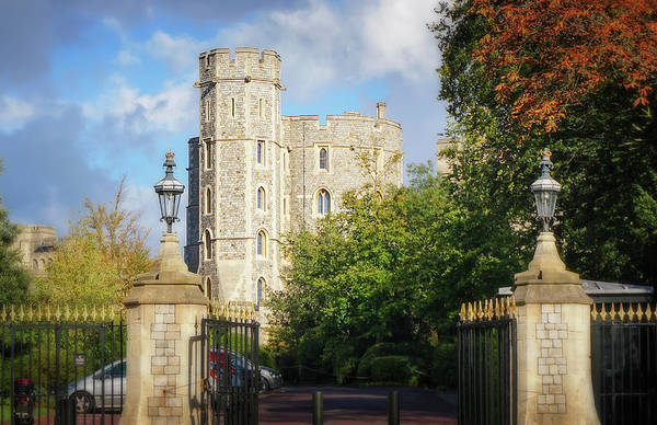 Photograph - Windsor Castle by Joe Winkler