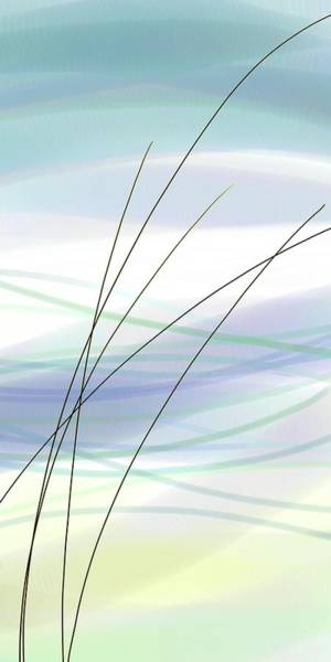 Digital Art - Windswept by Gina Harrison