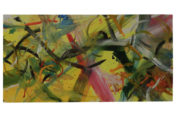 Wall Art - Painting - Windy by David  Lawrence Price