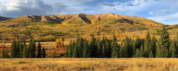 Photograph - Windy Ridge Panorama. by Johnny Adolphson